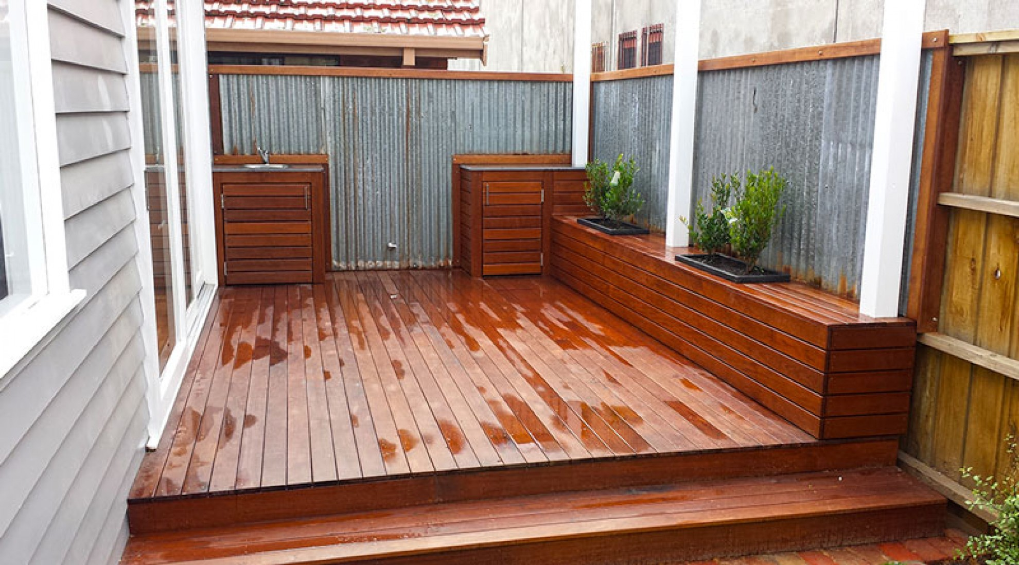 Decks, Patios & Pergolas